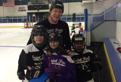 St Paul Hockey Club big night at Aldrich